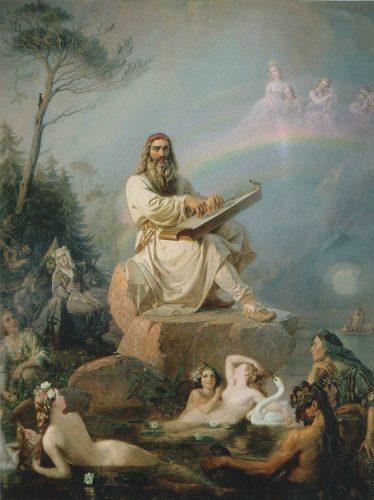 Jakso 37: Juha Javanainen – Astangajooga ja Väinämöisen mytologia